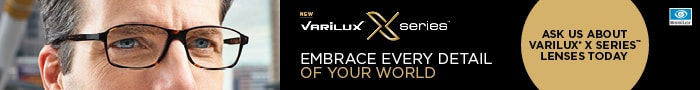 Varilux lenses by R & J Moore Opticians