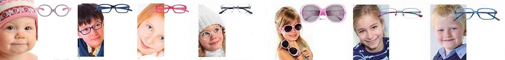 R&J Moore Opticians, glasses for children of all ages.
